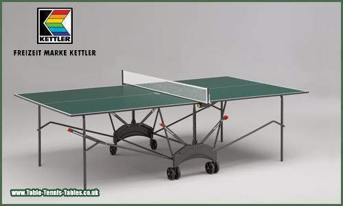 Kettler Classic Indoor Table Tennis Table  Discontinued