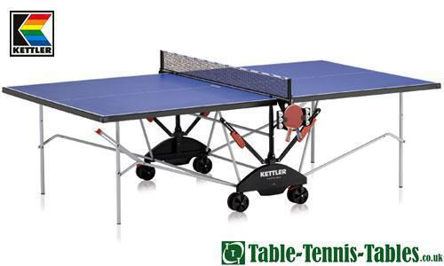 Kettler Match 5.0 Indoor Table Tennis Table: Discontinued