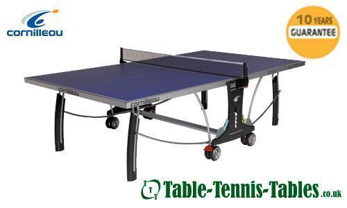 Cornilleau 300 Sport GLOSS Blue Outdoor Table