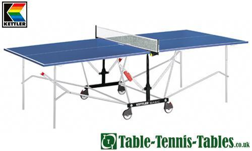Kettler B2 Outdoor Table Tennis Table  Discontinued