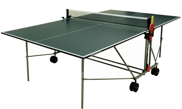 Butterfly Sport Rollaway Indoor Table Tennis Table: Discontinued