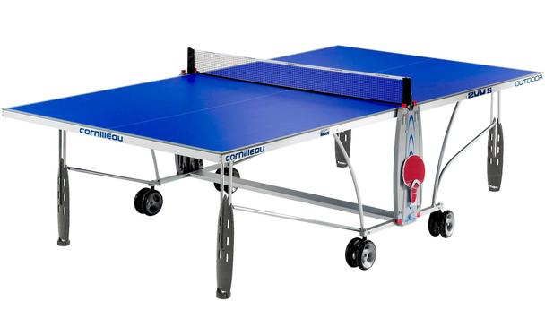 *Discontinued* Cornilleau Sport 200S Outdoor Table Tennis Table