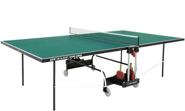 Dunlop EVO 1000 Outdoor Table Tennis Table: Discontinued May 2017