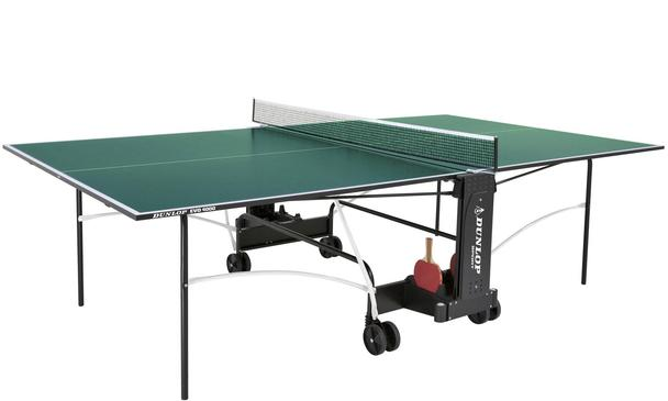 Dunlop EVO 4000 Indoor Table Tennis Table: Discontinued Jan 17