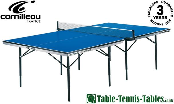 Discontinued: Cornilleau Evolutive Static 3 in 1 Table