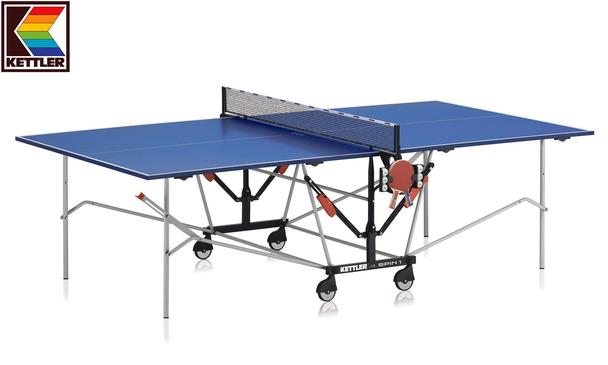 Kettler Spin 1 Indoor Table Tennis Table  Discontinued