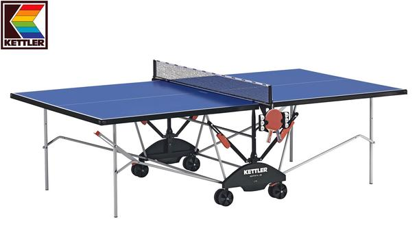 Kettler Spin 3 Indoor Table Tennis Table - Discontinued
