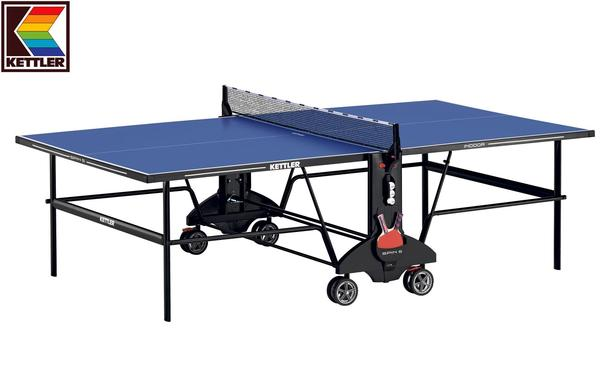 Kettler Spin 5 Indoor Table Tennis Table  Discontinued