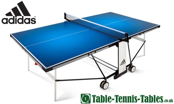 Adidas Ti.400 Indoor Table Tennis Table: Discontinued