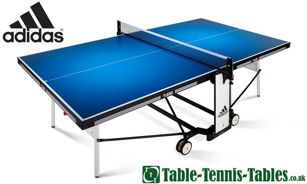 Adidas Ti. 600 Indoor Table Tennis Table: Discontinued