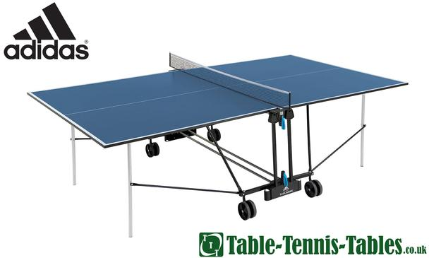 Adidas Ti-Basic Indoor Table Tennis Table: Discontinued
