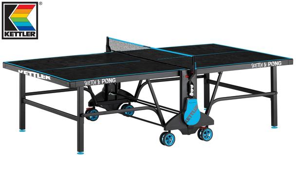 DISCONTINUED - Kettler Sketch & Pong Outdoor  Discontinued
