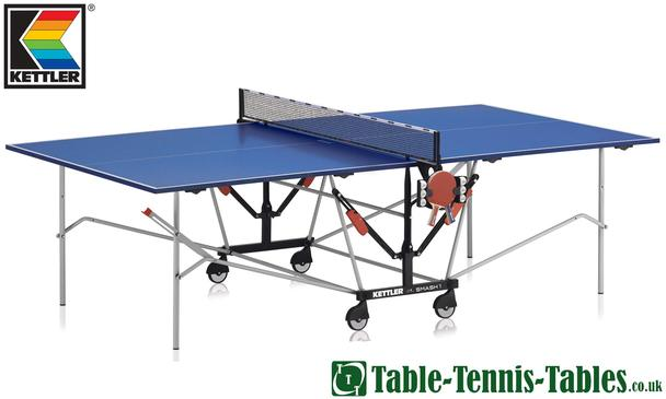 Kettler Smash 1 Outdoor Table Tennis Table: Discontinued
