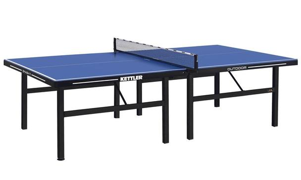 Kettler Smash 11 Outdoor Table Tennis Table: Discontinued