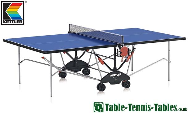 Kettler Smash 3.0 Outdoor Table Tennis Table: Discontinued