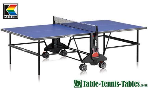 Kettler Champ 3.0 Outdoor Table Tennis Table: Discontinued