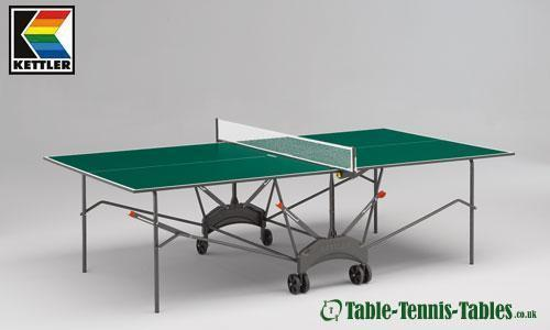 Kettler Classic Indoor Table Tennis Table: Discontinued