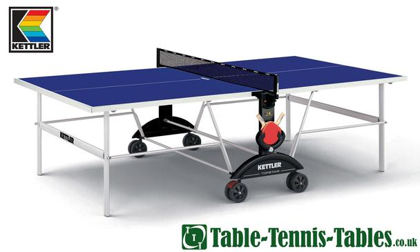 Kettler Topstar Outdoor Table Tennis Table: Discontinued
