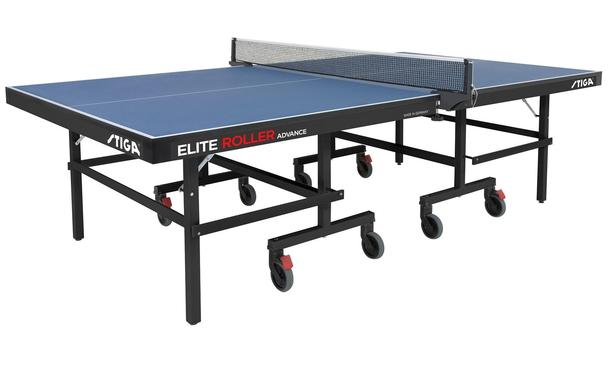 Stiga Elite Roller CSS Advance Indoor table Tennis Table