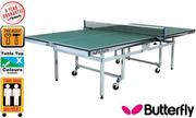 *Discontinued* Butterfly Centrefold Light - Rollaway Table Tennis Table