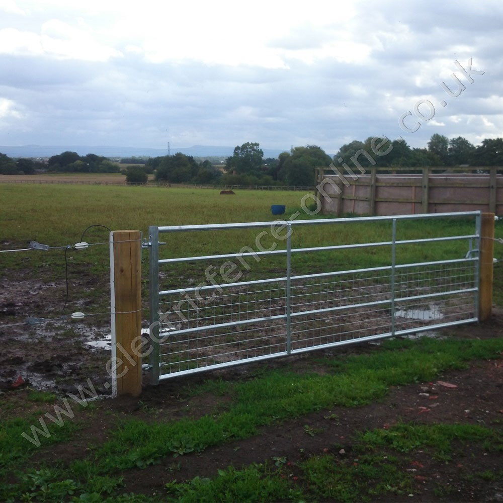 Equiline Electric Fence Gate