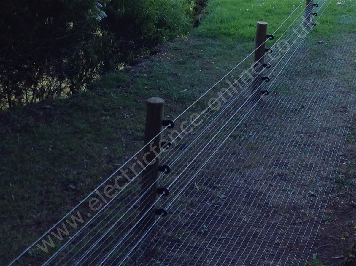 Otter Fence For Lake Electric Fence Online