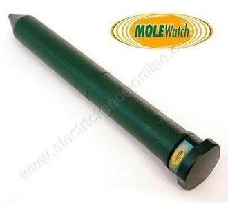 Mole-Watch Ultrasonic Mole Deterrent