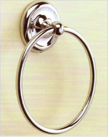 TRC04 Towel Ring chrome