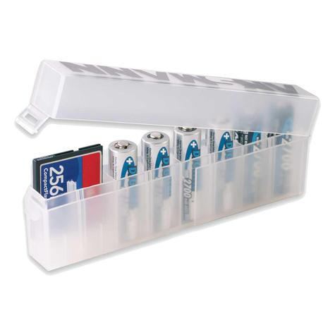 Battery Box for 8 AAA or 8 AA Batteries