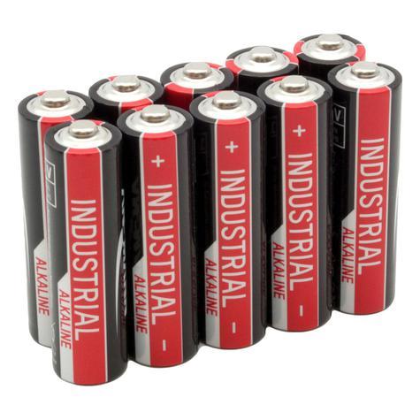 Ansmann AA Alkaline Batteries