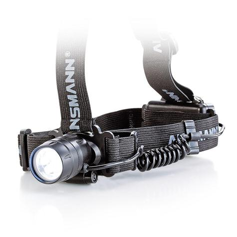 Ansmann Headlight HD5 Torch