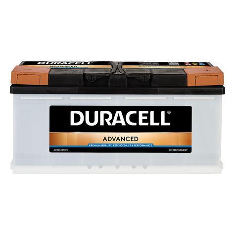 Duracell 019 / DA100 Advanced Car Battery