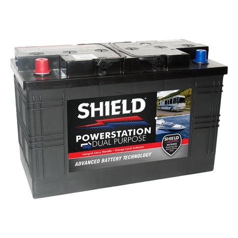 Shield LM35-115 Powerstation LM Dual Purpose Battery