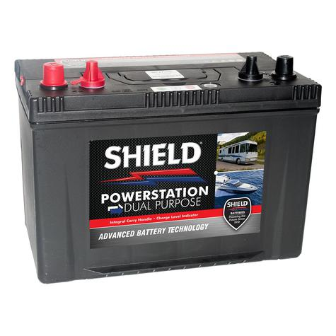 Shield MF27-100 Powerstation MF Dual Purpose Battery