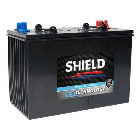 Shield SGB31-12 Marine GEL Battery