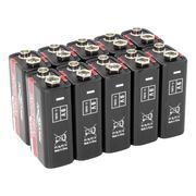 Ansmann 9V Alkaline Batteries