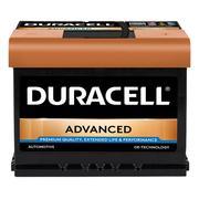 Duracell 027 / DA62H Advanced Car Battery