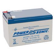 Powersonic PS12120 12v 12.0Ah SLA/VRLA Battery