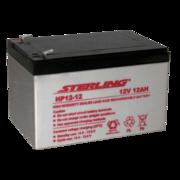 Sterling HP12-12 12v 12Ah SLA/VRLA Battery