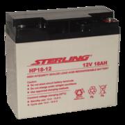 Sterling HP18-12 12v 18Ah SLA/VRLA Battery