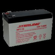 Sterling HP7.0-12 12v 7.0Ah SLA/VRLA Battery