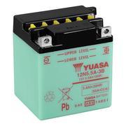 Yuasa 12N5.5A-3B 12v Motorbike & Motorcycle Battery
