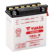 Yuasa YB5L-B 12v Motorbike & Motorcycle Battery