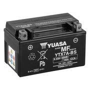 Yuasa YTX7A-BS 12v VRLA Motorbike & Motorcycle Battery