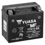 Yuasa YTX12-BS 12v VRLA Motorbike & Motorcycle Battery