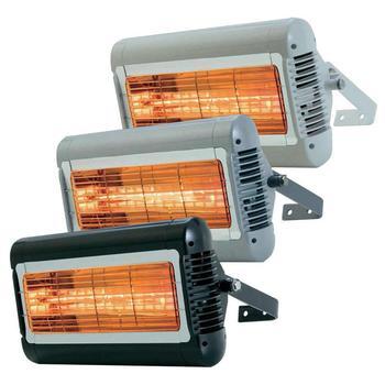 Tansun Sorrento IP24 1.5kW & 2.0kW Infrared Heater