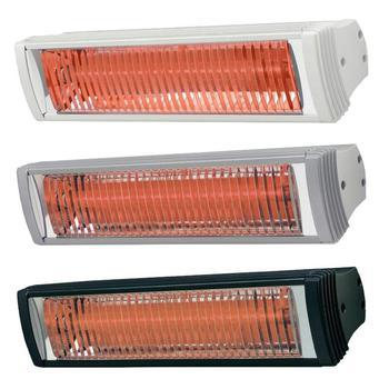 Tansun Rio IP55 1.5kW Quartz Heater