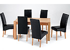 Cyprus Dining Set - 6 Chairs