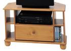 Woking Pine TV Corner Unit