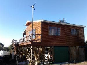 Home build renewable energy project wins 2013 Eta award